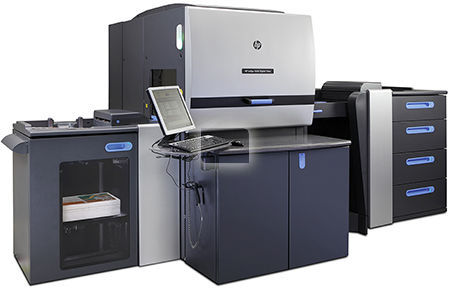 HP Indigo 5600 Press
